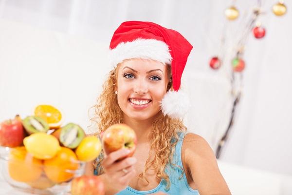 Включите в рацион больше свежих овощей и фруктов