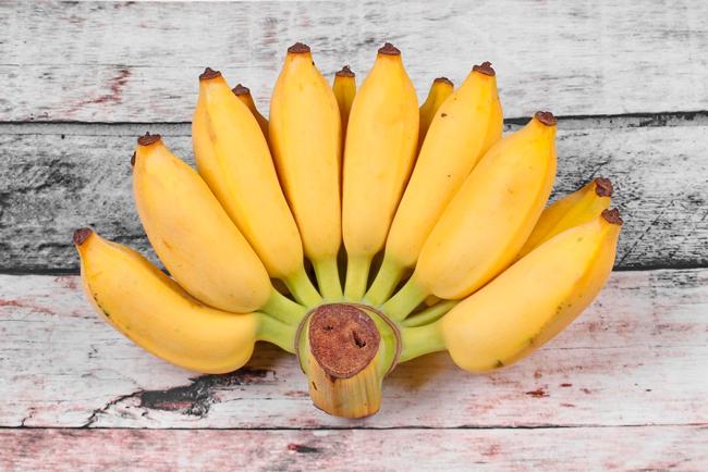 Бананы могут нанести вред при чрезмерном употреблении