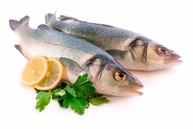 Употребление рыбы так же обязательно