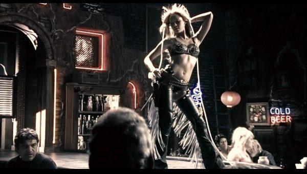 Кадры из фильма «Город грехов»