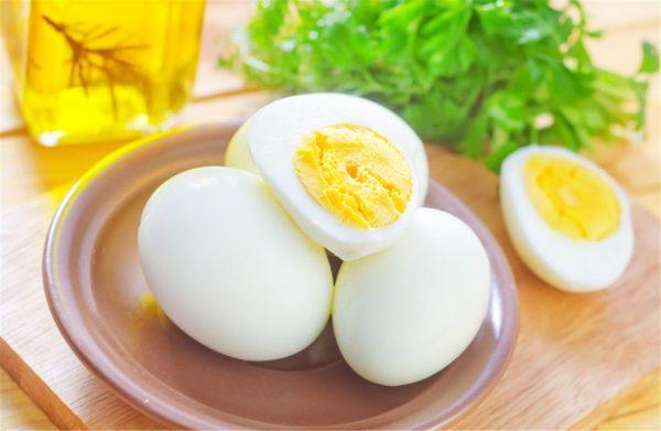 """В курином яйце содержится """"умный холестерин"""""""