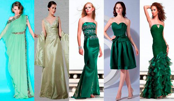 Какой цвет платья на Новый год лучше выбрать