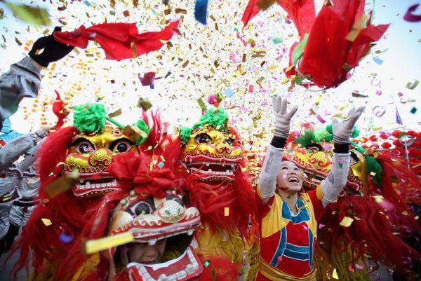 С празднованием Нового года в Китае связано много древних легенд