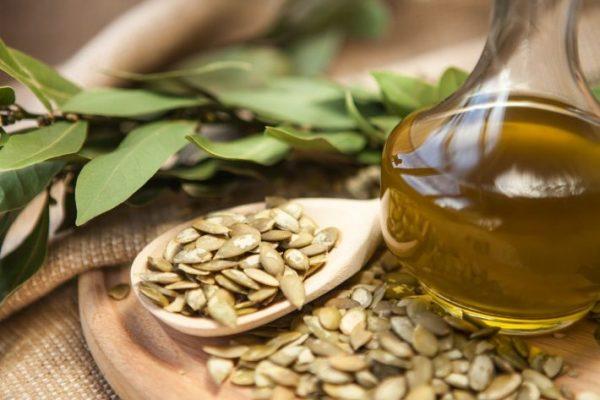 Тыквенное масло полезно для мужчин