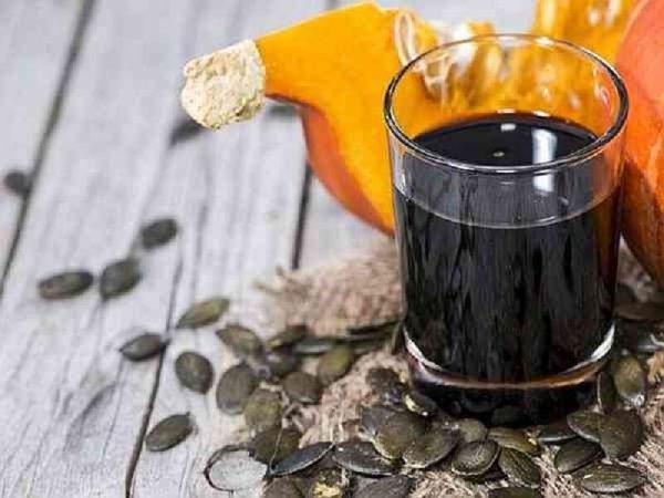 Тыквенное масло очень полезно для взрослых и детей