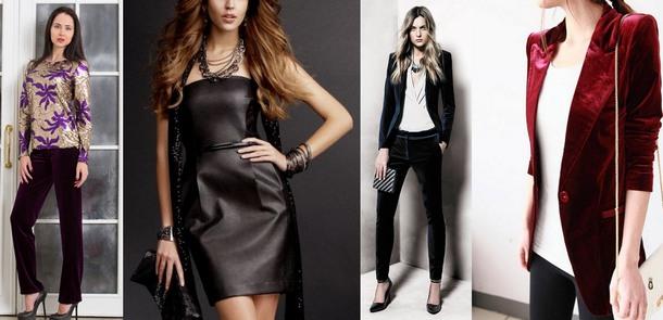 Черный цвет наряда будет всегда актуальным
