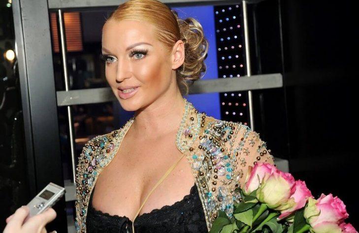 Анастасия Волочкова провела с поклонником необыкновенную ночь