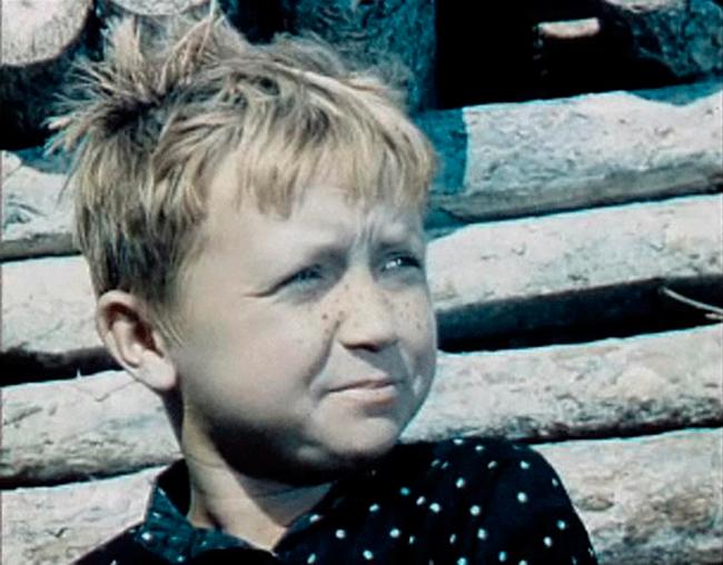 Сергей Тихонов в кинокартине «Сказка о Мальчише-Кабальчише»
