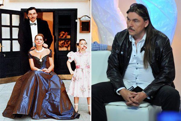 Со вторым мужем Кириллом Мозгалевским