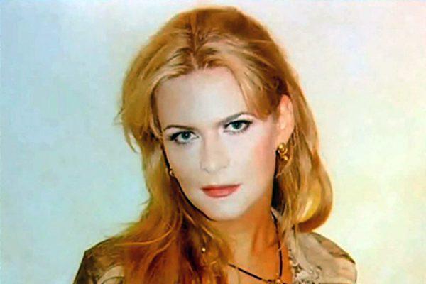 Алена Яковлева в молодости