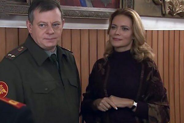 "Кадр из сериала ""Кадетство"""