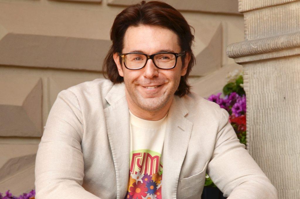 Андрей Малахов празднует свой день рождения