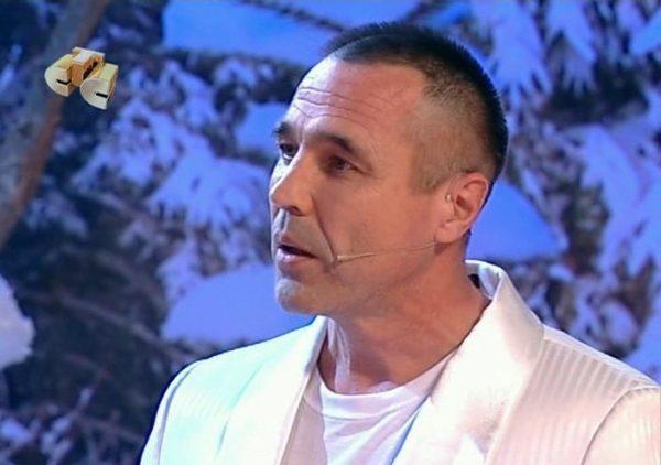 Известный шоумен Дмитрий Соколов