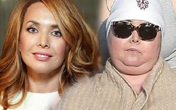 Жанна Фриске до и после болезни