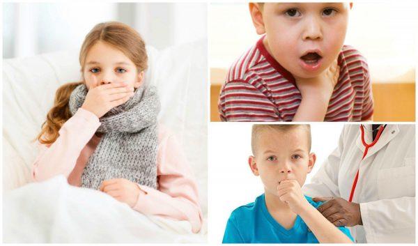 Чтобы избавить ребенка от кашля нужно исключить раздражающий аллерген