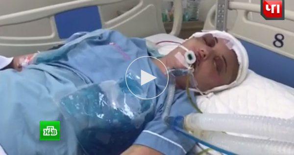 Марина находиться в одной из больниц Таиланда