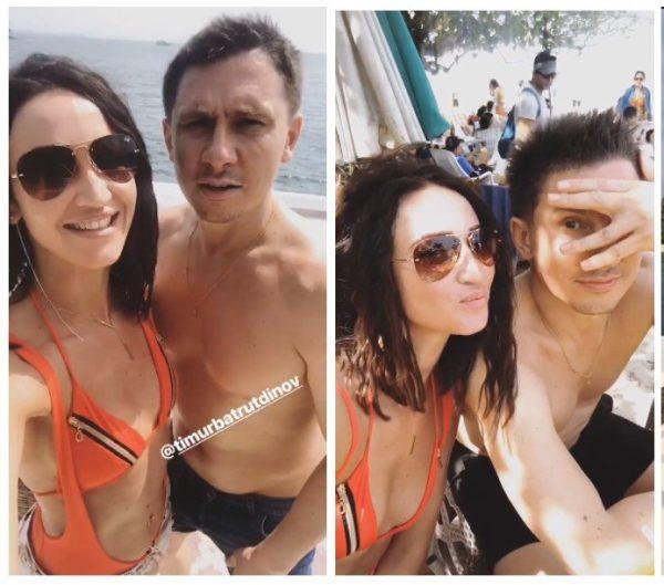 Ольга Бузова и Тимур Батрутдинов утверждают, что между ними просто дружба