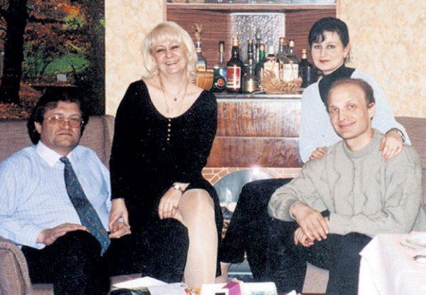 Виктория и ее второй муж