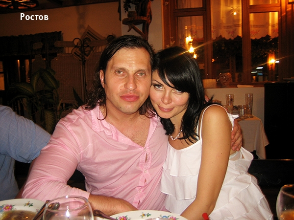 Света и Александр Ревва