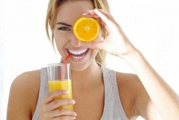 Плод апельсина избавит от простуды