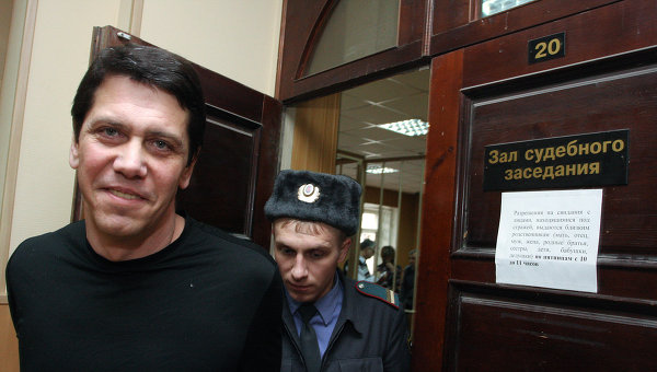 Лурье был арестован за свою деятельность