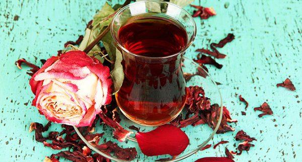 Чай каркаде полезен для здоровья каждого человека
