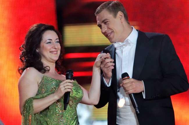 С Дмитрием Дюжевым
