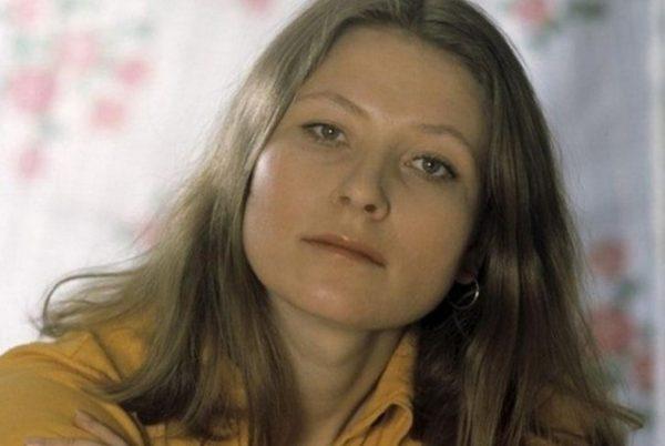 Людмила Зайцева в молодости