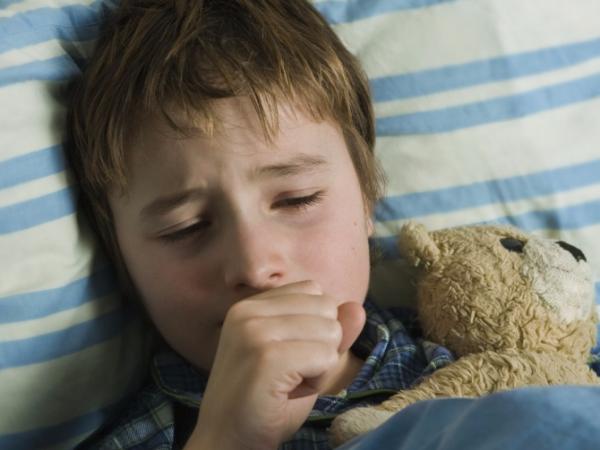 Детский ингалятор избавит ребенка от кашля