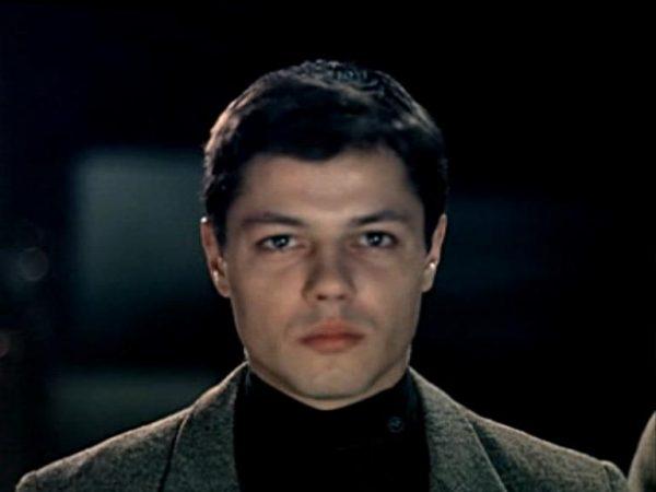 Игорь Скляр в молодости