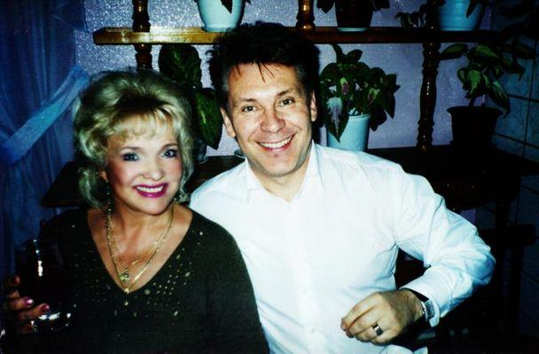 Екатерина со своим мужем