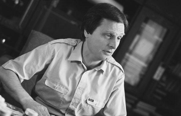 Анатолий Резников в молодости
