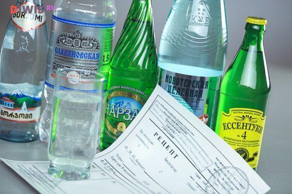 Минеральная вода Нарзан: как пить