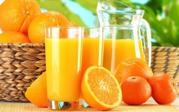 Мякоть апельсина поможет избавиться от хронической усталости