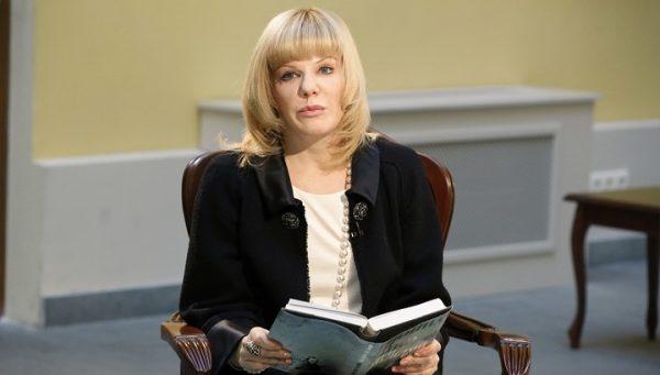 Александра Захарова сегодня