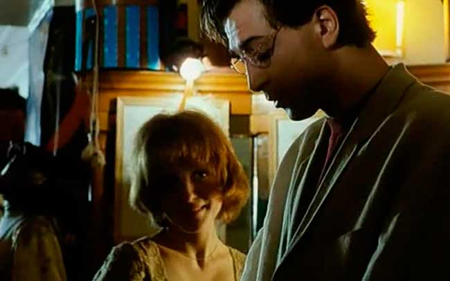 Кадр из фильма Баловень судьбы