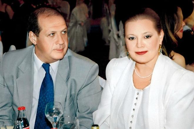 Владимир Андреев и Людмила Сеньчина