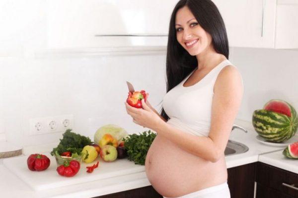 В меню нужно включить больше свежих овощей и фруктов