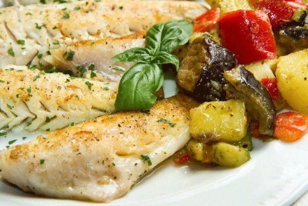 Из рыбы можно приготовить много разных блюд