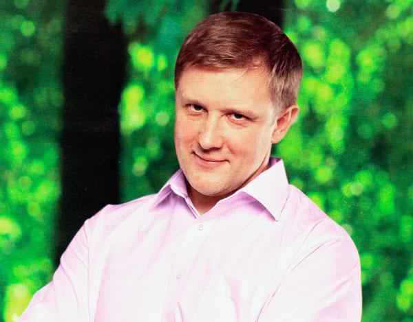 Актер Сергей Горобченко