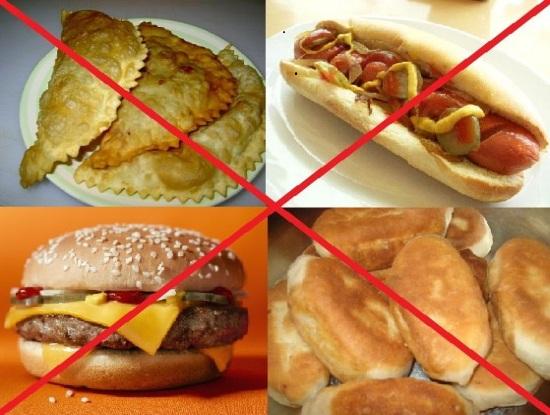 Перед УЗИ из рациона следует исключить продукты повышающие газообразование