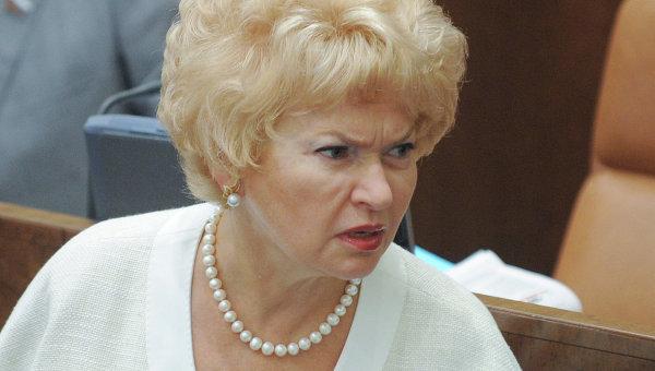 Л. Нарусова: фото