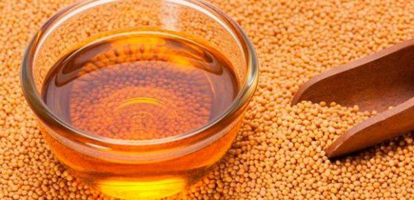 Горчичное масло имеет полезный состав