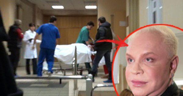 В 2010 году Борис Моисеев попал в больницу с инсультом