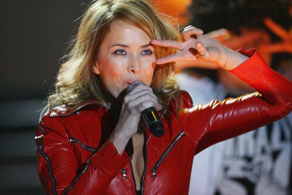 Жанна Фриске на сцене