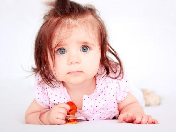 Запаситесь терпением отучая ребенка от соски