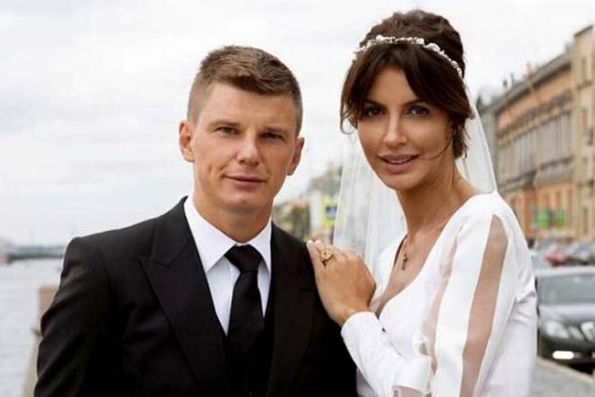 Со второй женой Алисой