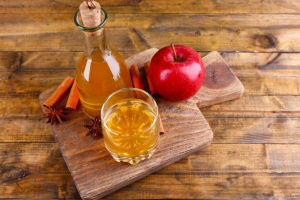 Яблочный уксус применяется при варикозе