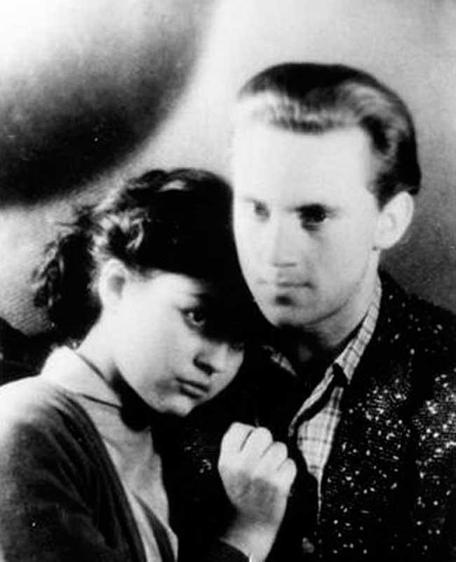 Владимир Высоцкий и Аза Лихитченко