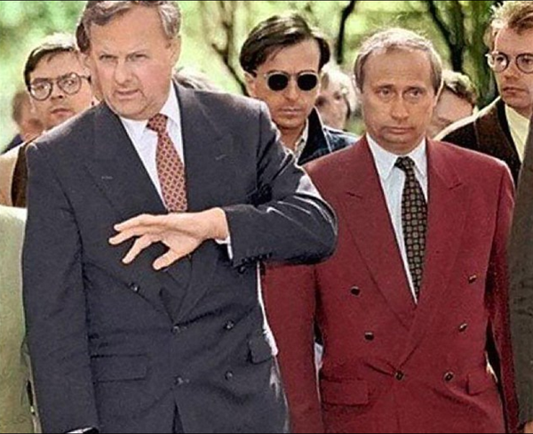 С Анатолием Собчаком